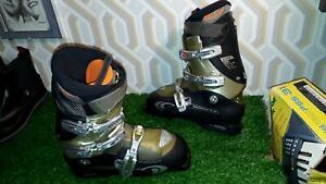 MENS SALOMON ECLIPSE 9.0 SKI BOOTS, UK 9, 44, HIGH QUALITY BOOTS FOR SKIING,WOW!