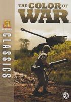 History Classics : The Color Of War New DVD