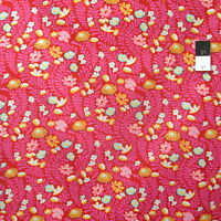 Tula Pink PWTP073 Eden Wildflower Tomato Cotton Fabric By Yard