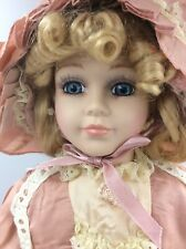 "Haunted Doll Celeste/ C.O. Wiccan Collection Paranormal 20"" Vessel"