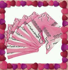 Breast Cancer Awareness Pink  Bandanas (2 Pack)
