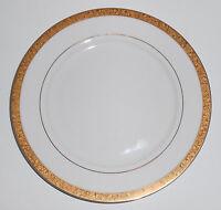 Sango China Gold Fine Porcelain Empress Gold Salad Plate