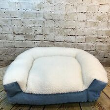 New listing Levi's x Target Limited Edition Pet Bed Sherpa Light Blue Denim Small Dog or Cat