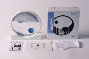 Daniel Arsham Future Relic Sand Circle Sculpture Art Blue Limited kaws murakami