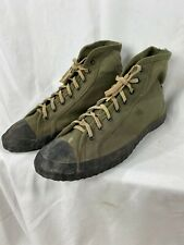 US Army 1940s Wwii Basketball Athletics Shoes Sneakers Size 12