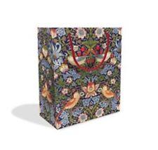 Luxe 4x Medium Paillettes vintage ruban fleuri Parti Sacs Cadeau UK