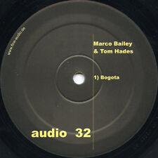 "Marco Bailey & Tom Hades - Bogota (12"")"