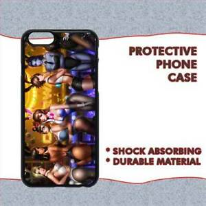 Protective Phone Case - Overwatch Girls - for Apple, Samsung, Huawei, Sony, HTC