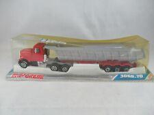 Majorette 3063 White Kipper Truck 3060 serie