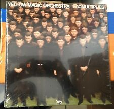 Yellow Magic Orchestra ‎– X∞Multiplies Lp 1980 US Issue NM SP-4813