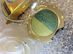 GOLDEN ROSE Duo Shadow Blush A Eyelids 303 Tone Of Green Pigment Sublime