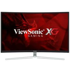 ViewSonic XG3202-C 32 Zoll Curved Gaming-Monitor 144Hz HDMI NEU