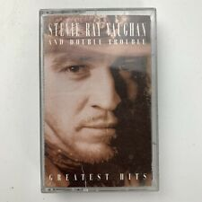 Stevie Ray Vaughan Greatest Hits (Cassette)