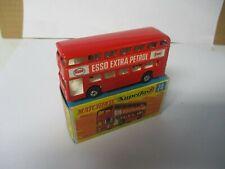 "Matchbox Lesney Superfast SF74 Daimler Bus- ""Esso Extra Petrol"", boxed"