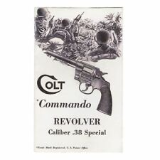 COLT 22 CAL .22 Series 80 Pistols CONVERSION Use /& Maintenance OWNERS MANUAL