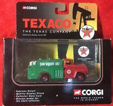 Corgi Diecast ~ Texaco Paragon Fuel Oils ~ 1966 GMC 1/2 Ton Tanker ~ (NEW)