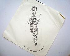 AC/DC Piggyback Art - Cannon and Bell Tour - Original Lithograph Print (1 of 3)