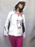 completo sci donna colmar tuta neve giacca + pantalone 2064s jewel bianco/fuxia