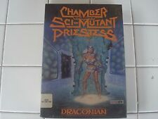 Chamber of The Sci-Mutant Priestess For Amiga, New Factory Sealed, Draconian