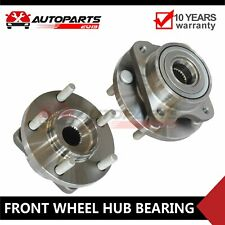 2 New Front Wheel Hub Bearing Assembly For Grand Caravan Town & Country Voyager