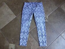 Seven for all Mankind, 'the cropped skinny', Wmn's Sz 27, W29L25 3/4,#AU8093104A