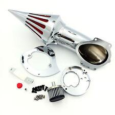 Motor Spike Air Cleaner Kits intake filter HONDA VTX1300 VTX 1300 1986-2012
