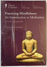 Great Courses Set PRACTICING MINDFULNESS Mark Muesse Rhodes College Meditation