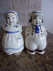 Shawnee Dutch Boy & Girl Large Range Shakers