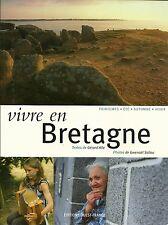 VIVRE EN BRETAGNE - Gérard Alle - NEUF