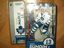 Toronto Maple Leafs Mats Sundin 2 Hockey Player Action Figure Collectible #13