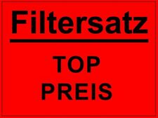 CHRYSLER VOYAGER IV - LUFTFILTER ÖLFILTER DIESELFILTER + INNENRAUMFILTER NUR CRD