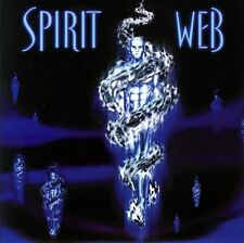 SPIRIT WEB - S/T cd iron maiden dickinson winterkill syris metal SEALED rare oop