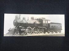 Alabama Great Southern Railroad No. 153 Train Locomotive Photo 2x5.75