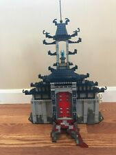 Lego Ninjago Movie Temple Ultimate Ultimate Weapon 70617 Fully assembled