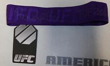 Bec Rawlings Signed UFC The Ultimate Fighter Headband BAS Beckett COA TUF Auto'd