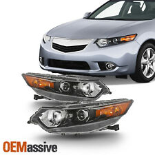 For Acura TSX 2009 2010 2011 2012 2013 2014 HID Type Headlights Left+Right Side