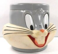 Mug Bugs Bunny 1992 Vintage Plastic Warner Bros
