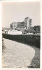 Netherlands. Veere. Grote Kerk  1932 Nigel Beaumont-Thomas photograph QR555