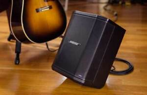 Bose S1 Pro System Multi-Position PA w/ Lithium-ion Rechargeable Battery