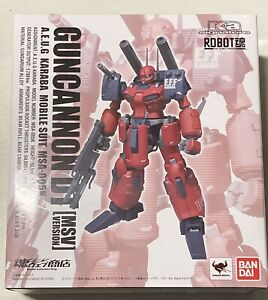 Bandai Robot Spirits Mobile Suit Gundam Guncannon Detector Action Figure