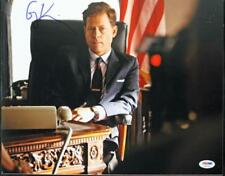 Greg Kinnear The Kennedys Signed Authentic 11X14 Photo PSA/DNA #S87523