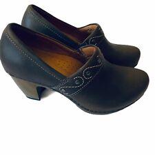 Dansko Women Shoe Riki Size 7M EUR 37 Heel Pump Slip On Comfort