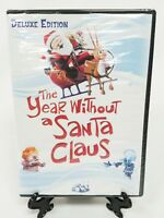The Year Without A Santa Clause Deluxe Edition DVD New Sealed