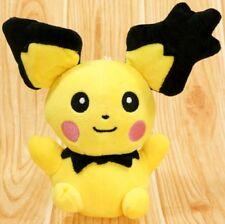 POKEMON PICHU PELUCHE 20Cm. Plush BANPRESTO 172 Doll Pikachu Raichu