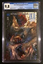 DARK KNIGHT III THE MASTER RACE 7 JIM LEE 1 IN 500 VARIANT CGC 9.8 RARE DK