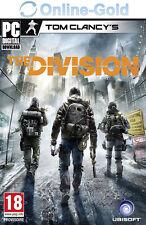 Tom Clancy's The Division clé - PC Code jeu à télécharger Uplay Ubisoft [EU/FR]