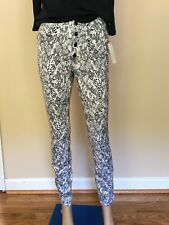 Nicki Minaj Snakeskin Pants, Size Misses 5/6, Brand New with Tags attached