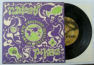 "Nukey Pikes 7"" Vinyl Record - Citizen Fish Septic Death Idora Poison Idea Gauze"