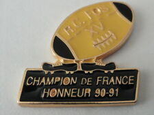 PIN S RC FOS  SUR MER BDR RUGBY A 15