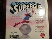 DC DIRECT SUPERGIRL ANIMATED STATUE MIB